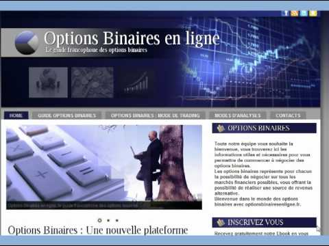 bases des options binaires)