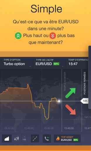 IQ Option - Courtier d'option binaire