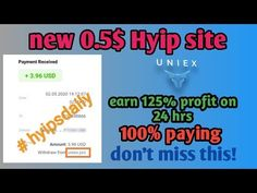 Gains HYIP sur Internet