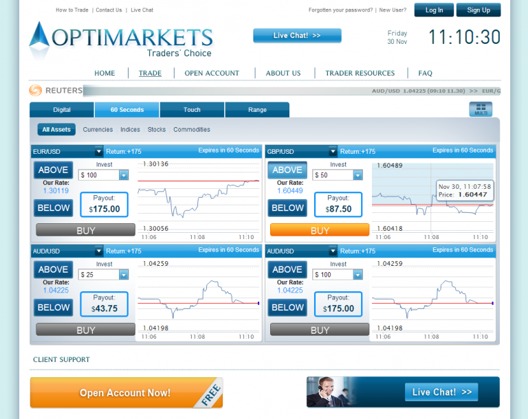Epix Trader Forex Analyse d'options binaires – Scam Review