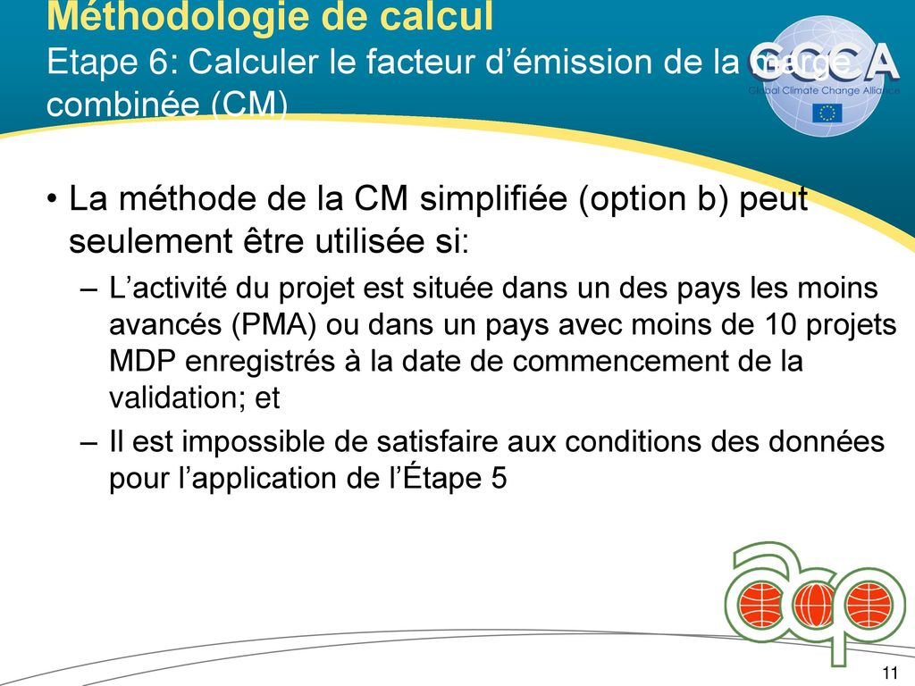 méthodologie de calcul des options)