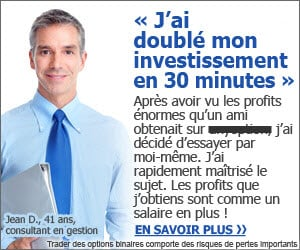 Options binaires de 30 minutes)