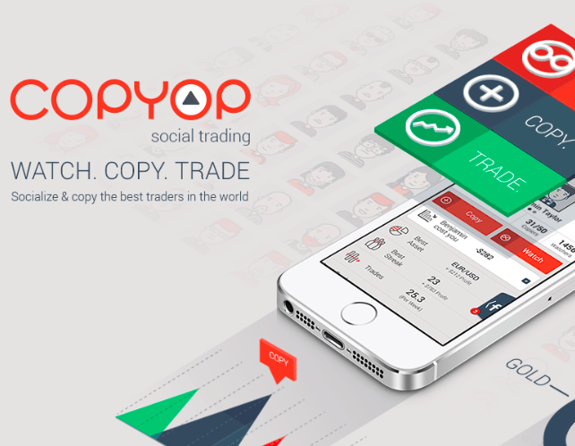 CopyOp, le trading social d'options binaires par AnyOption
