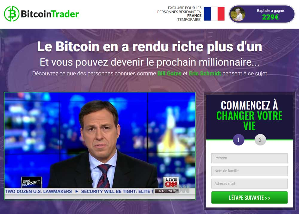 gains rapides de bitcoins sans investissements 2020)