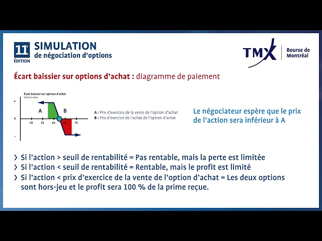les options et la bourse
