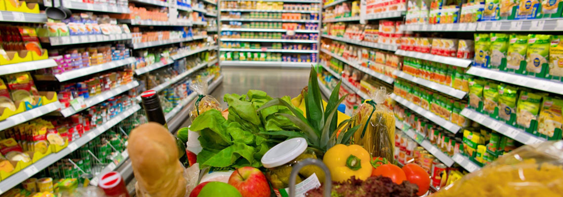 Commerce alimentaire